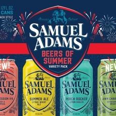 Samuel Adams Beers of Summer Variety 12-Pack