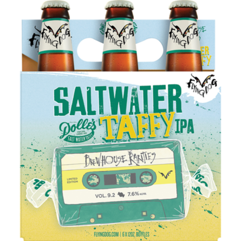 Flying Dog Saltwater Taffy IPA 6-pack