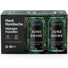 June Shine Midnight Painkiller Hard Kombucha 6-pack