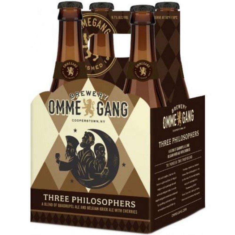 Ommegang Three Philosophers 4-pack