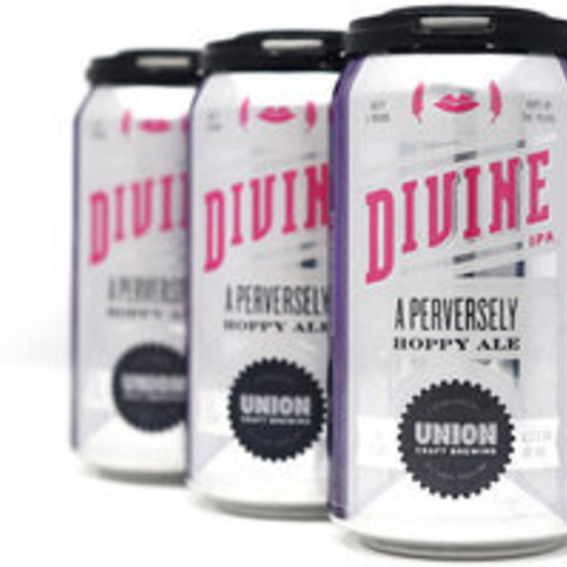 Union Craft Brewing Divine IPA 6-pack