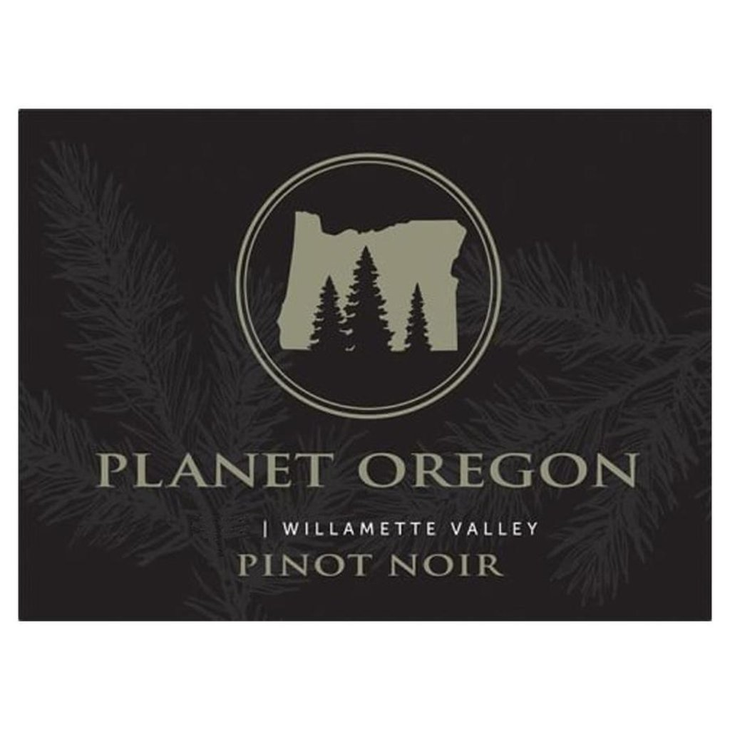 Planet Oregon Pinot Noir 2019