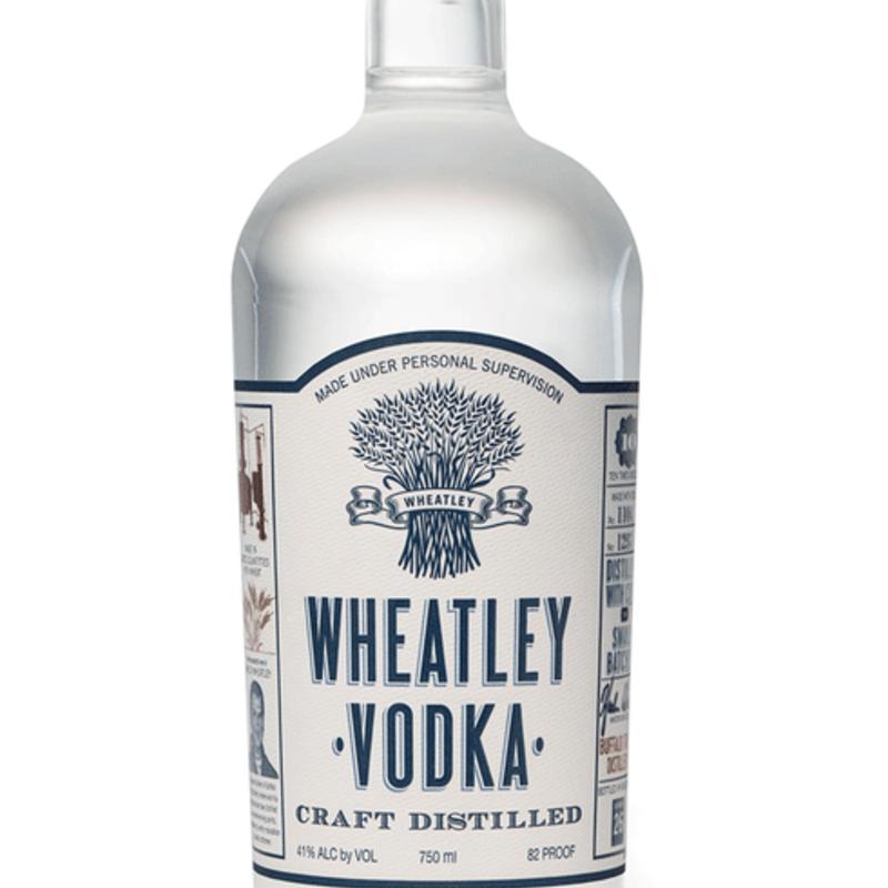 Wheatley Vodka 750mL