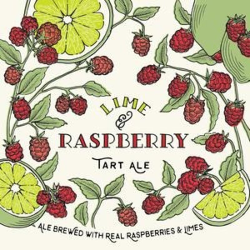 Troegs Lime & Raspberry Tart Ale 6-Pack