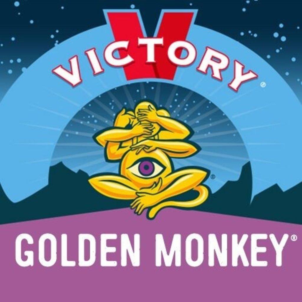 Victory Brewing Golden Monkey Tripel Ale 6-Pack