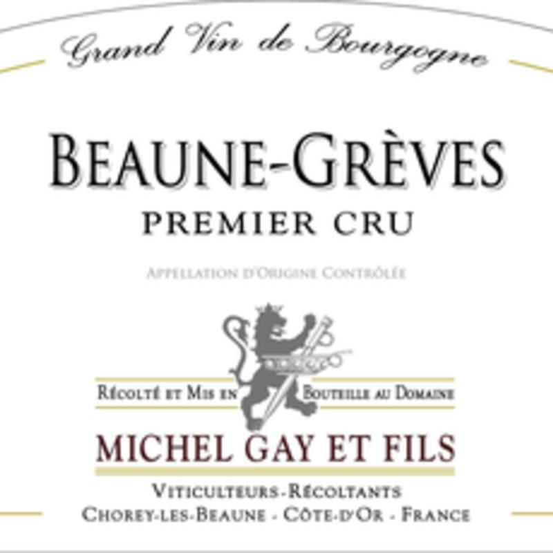 Michel Gay et Fils Beaune-Greves 1er Cru 2017
