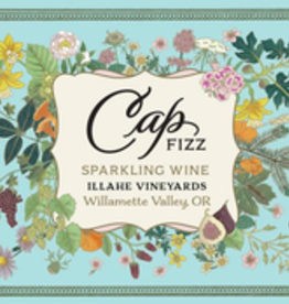 "Illahe ""Cap Fizz"" Sparkling Rose NV"