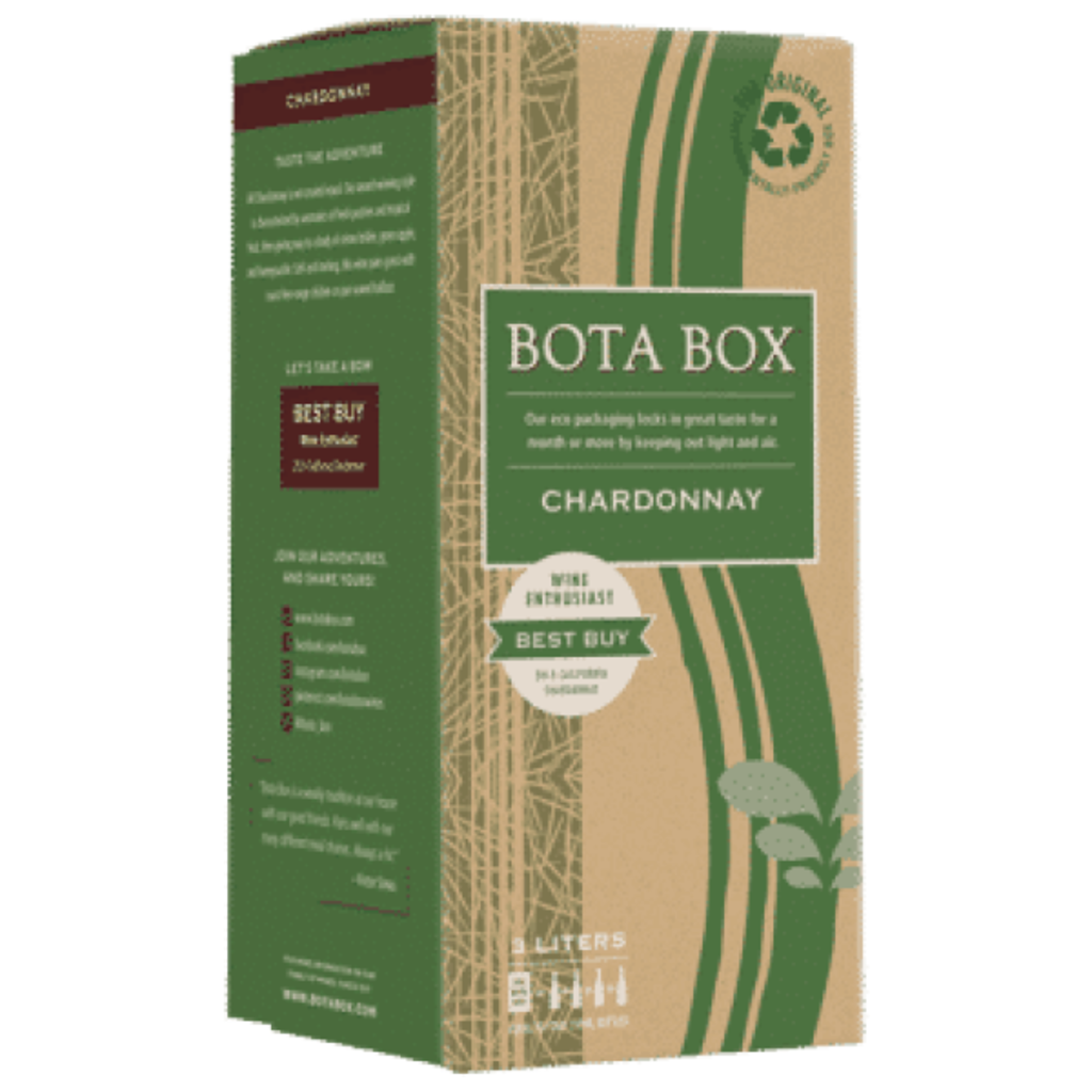 Bota Box Chardonnay 3L