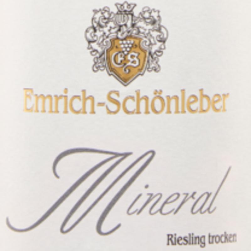 "Emrich-Schonleber ""Mineral"" Riesling Trocken 2020"