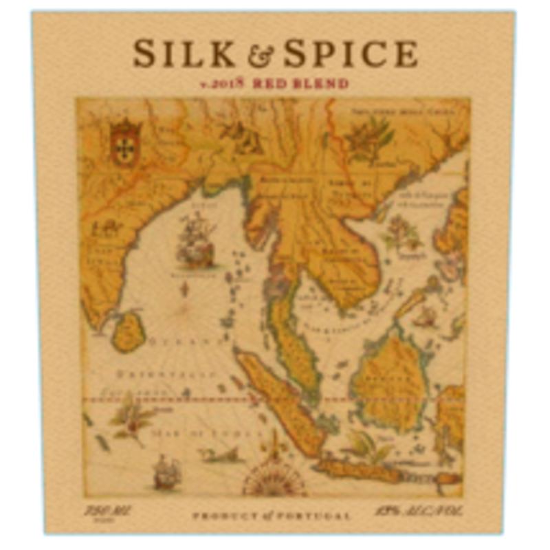 Silk & Spice Red Blend 2018