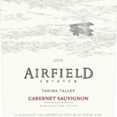 Airfield Estates Cabernet Sauvignon 2018