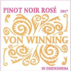 Von Winning Pinot Noir Rose 2020