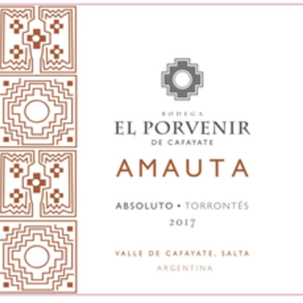 "Porvenir Amauta ""Absoluto"" Torrontes 2020"