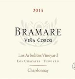 "Vina Cobos ""Bramare"" Los  Arbolitos Vineyard Chardonnay 2018"