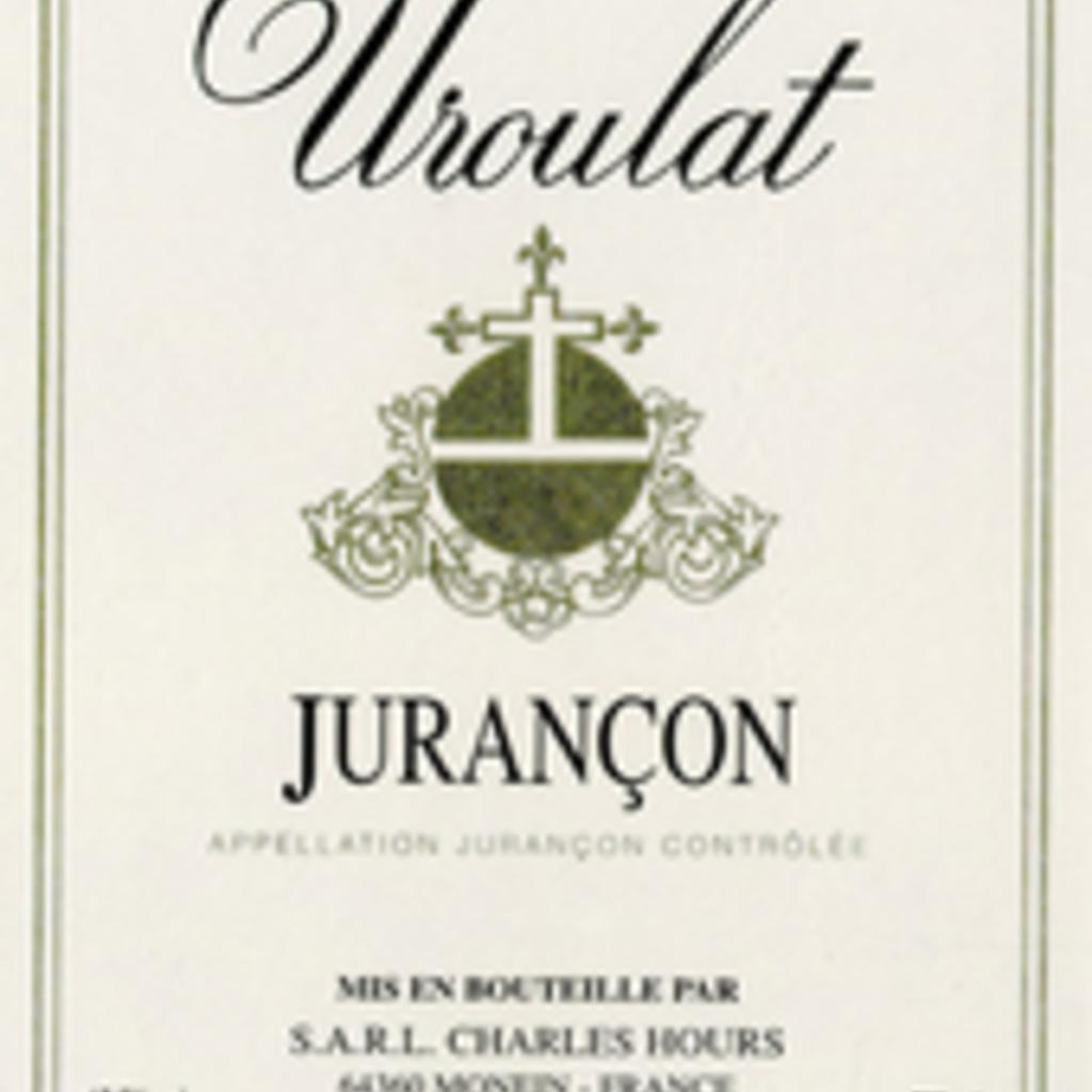 Charles Hours Uroulat Jurancon 2016