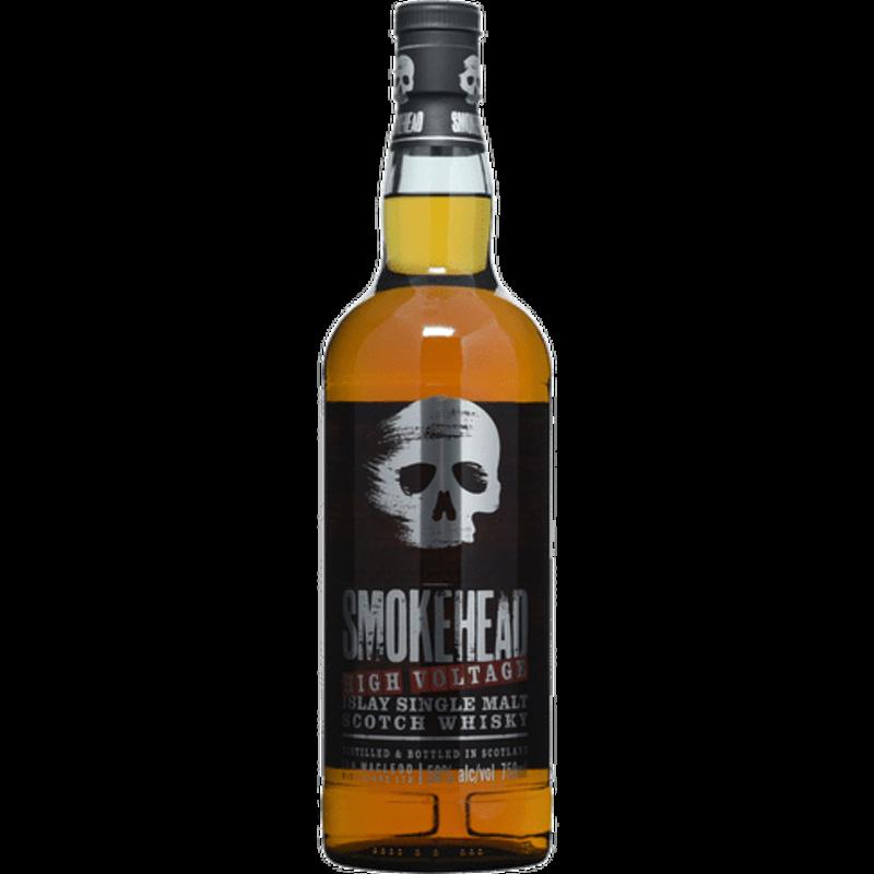 Smokehead Single Malt Scotch Whisky 750mL