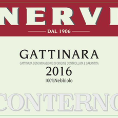 Nervi Conterno Gattinara 2017