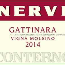 "Nervi Conterno ""Vigna Molsino"" Gattinara 2016"