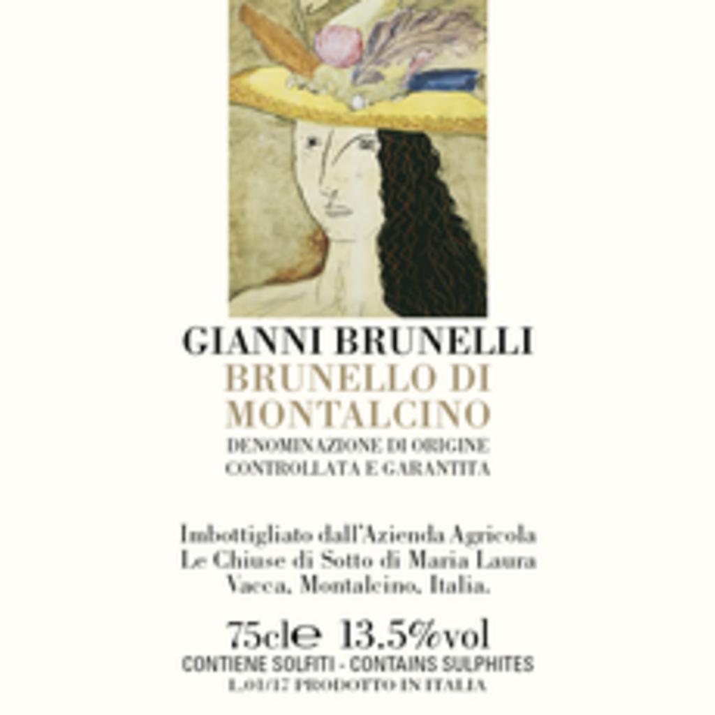 Gianni Brunelli Brunello di Montalcino 2014