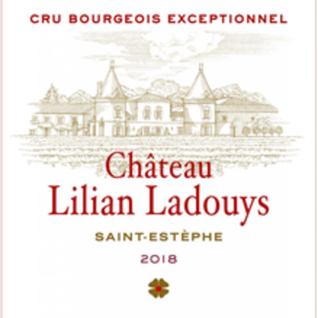 Chateau Lilian Ladouys 2018