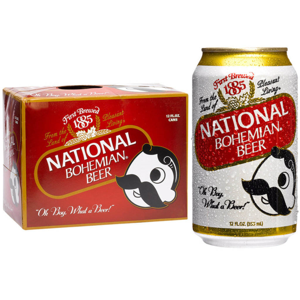 Natty Boh 12oz 12-Pack Cans