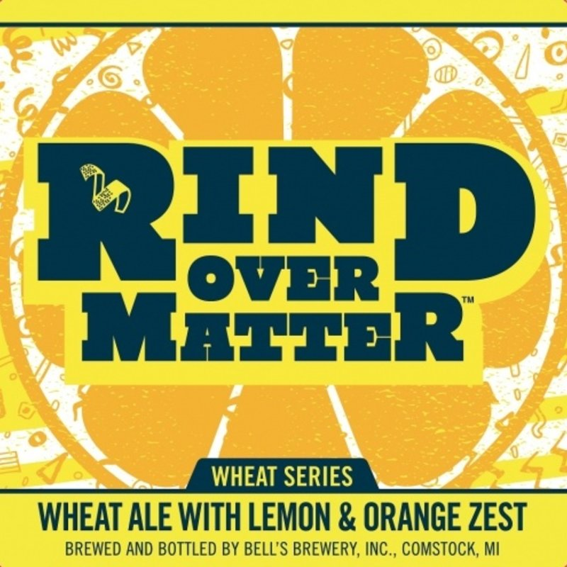Bell's Rind Over Matter Wheat Ale 6-Pack