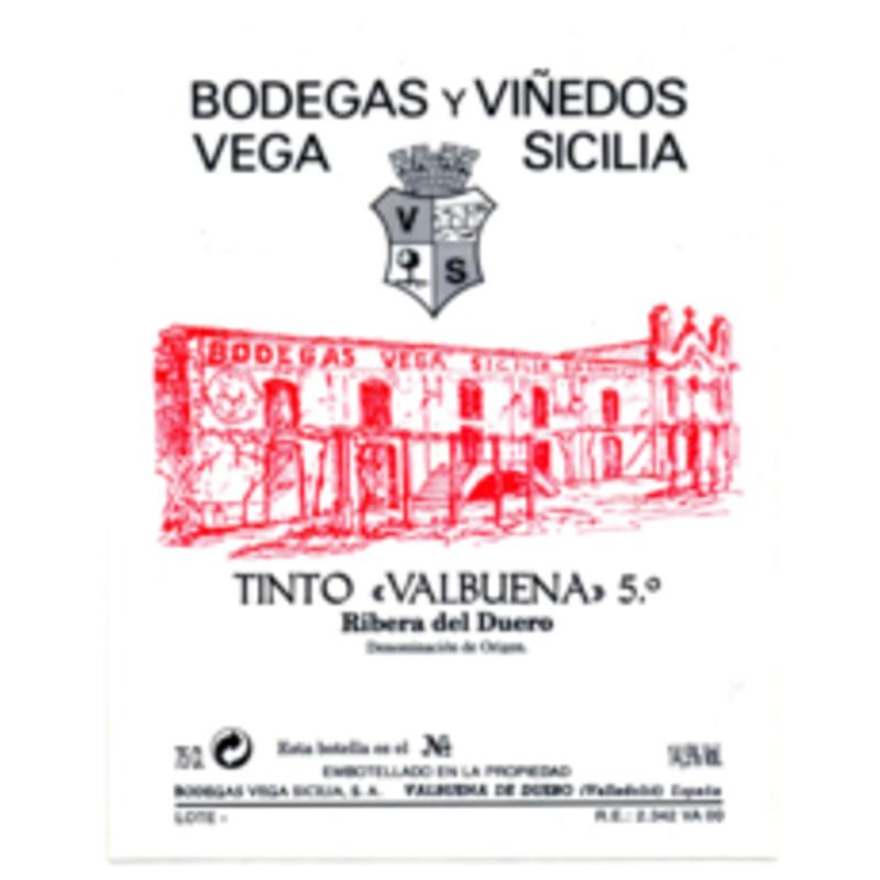 Vega Sicilia Valbuena 2016