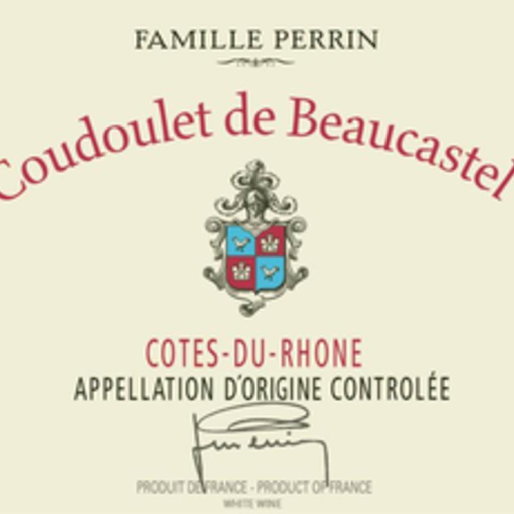Famille Perrin Coudoulet de Beaucastel 2019