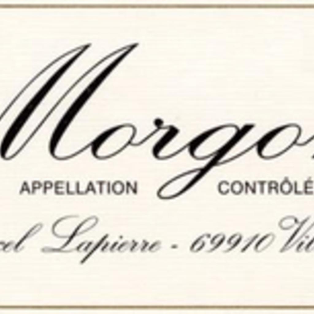 Marcel Lapierre Morgon 2020