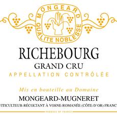 Domaine Mongeard-Mugneret Richebourg Grand Cru 2017