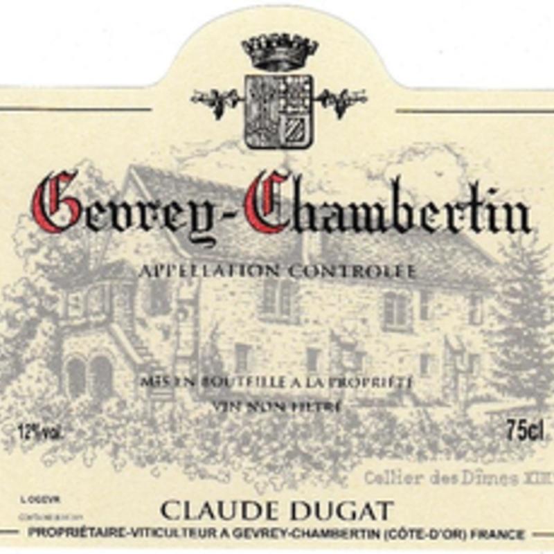 Domaine Claude Dugat Gevrey-Chambertin 2017