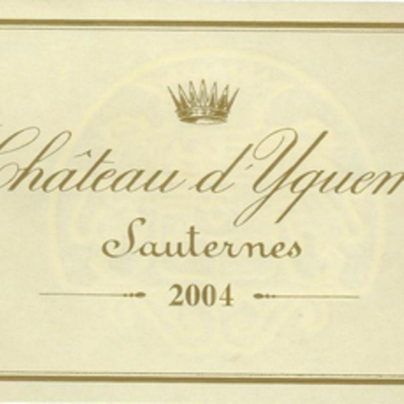 Chateau D'Yquem Sauternes 2005 375mL