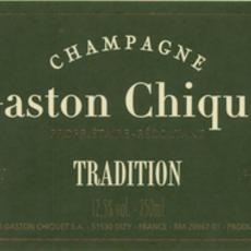 Gaston Chiquet Brut Tradition NV 375mL