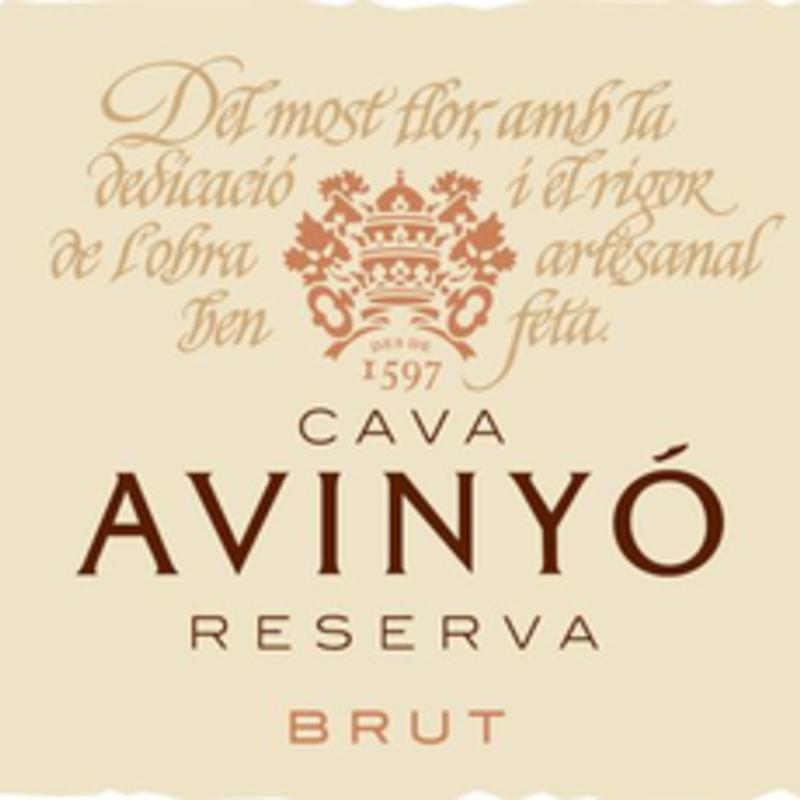 Avinyo Cava Brut Reserve 2018