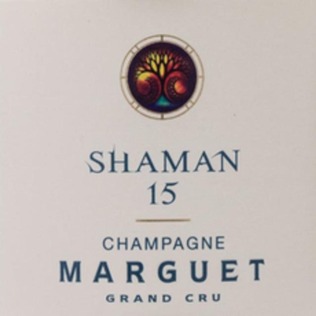 Champagne Marguet Shaman Brut Grand Cru NV17
