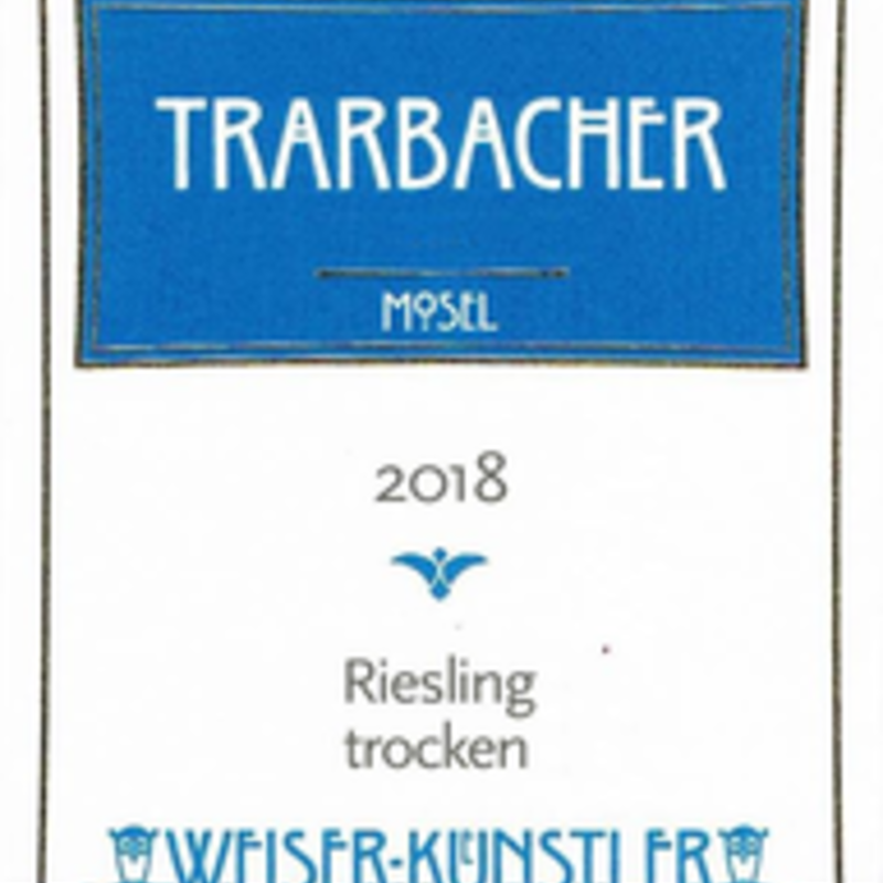 "Weiser Kunstler ""Trarbacher"" Riesling Trocken 2020"