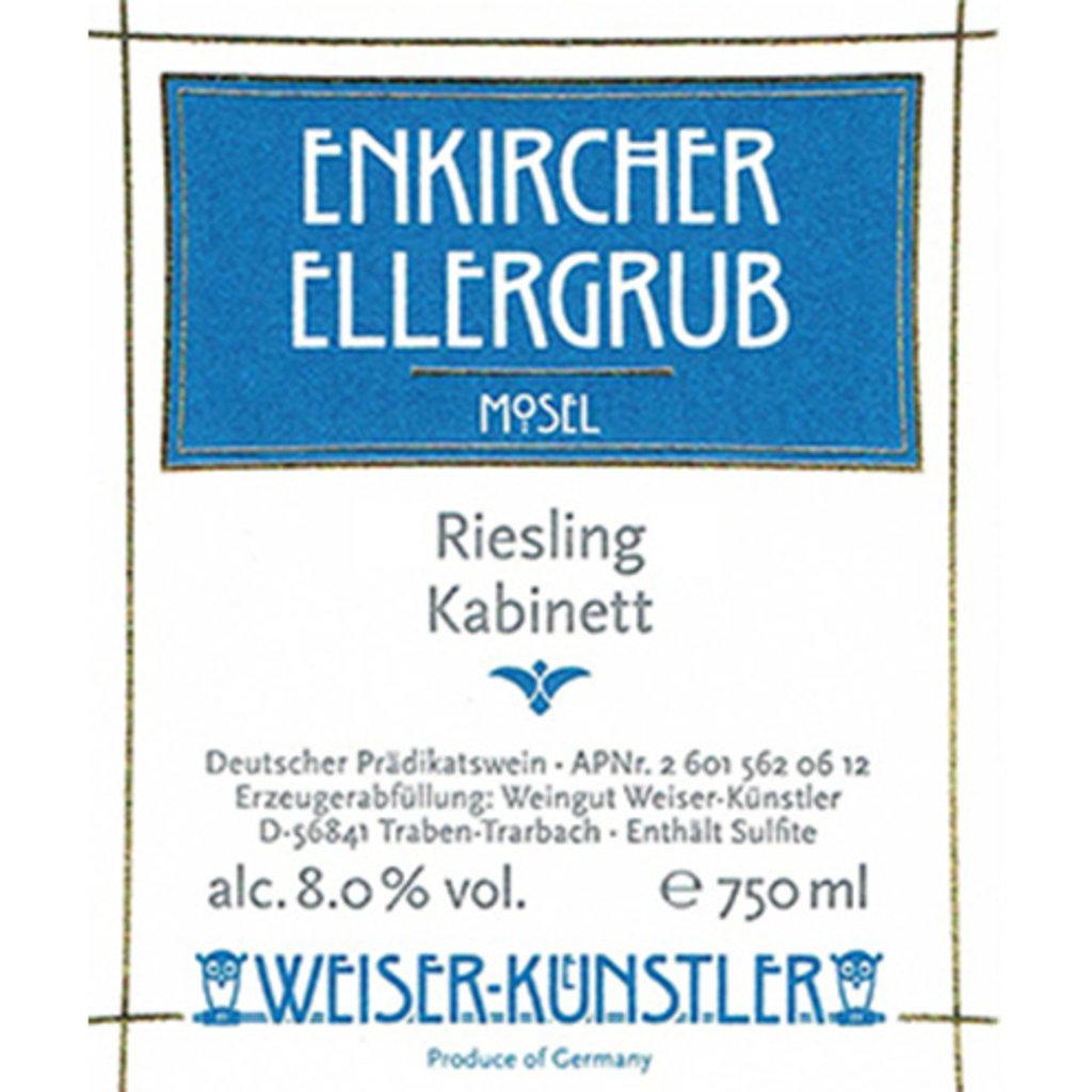 Weiser-Kunstler Enkircher Ellergrub Riesling Kabinett 2020