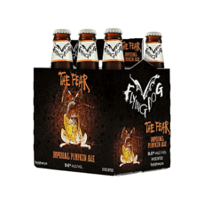 """Flying Dog """"The Fear"""" Imperial Pumpkin Ale 6-Pack"""