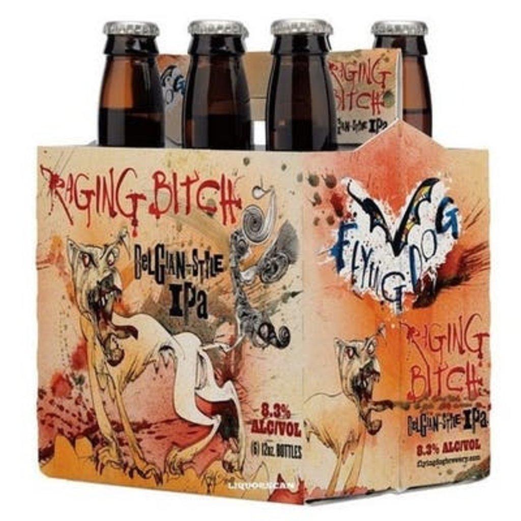 "Flying Dog ""Raging Bitch"" Belgian IPA 6-Pack"