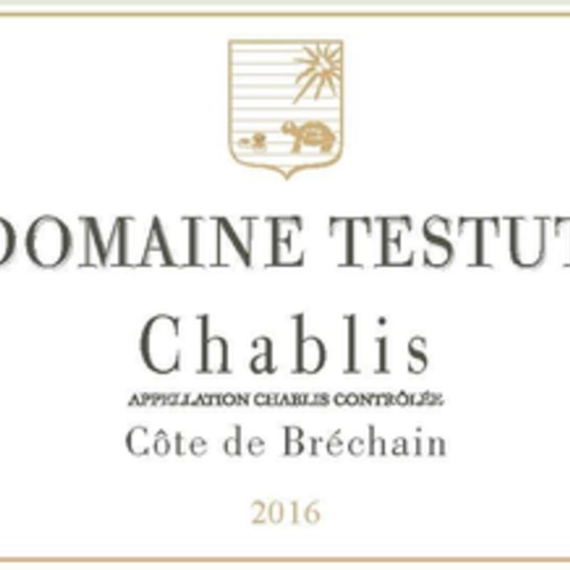 Domaine Testut Cote de Brechain Chablis 2018