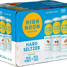 High Noon Hard Seltzer Variety 12-Pack