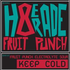 """Peabody Heights """"H8erade"""" Fruit Punch Sour 4-Pack"""