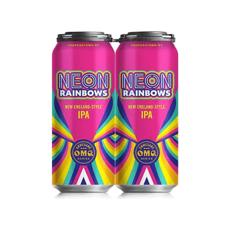 Ommegang Neon Rainbows IPA 4-Pack