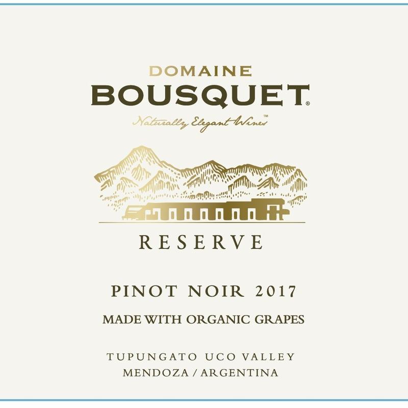 """Domaine Bousquet """"Reserve"""" Pinot Noir 2019"""