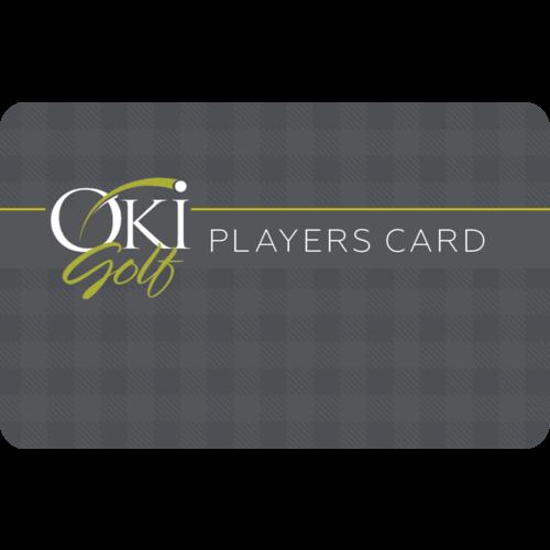 2021 Original Players Card