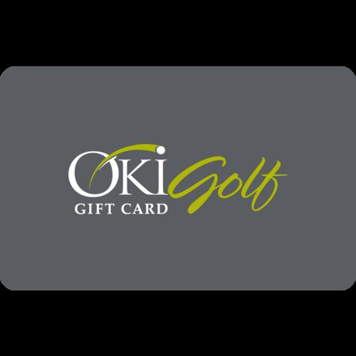 Oki Golf Gift Card - $50