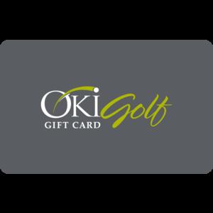 Oki Golf Gift Card - $100