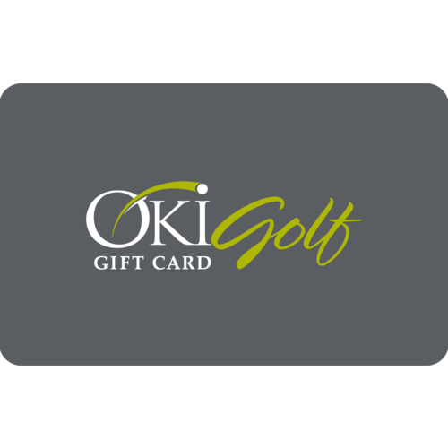 Oki Golf Gift Card - $500