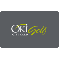 Oki Golf Gift Card - $150