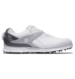 Footjoy Pro SL Men Spikless BOA White/Grey